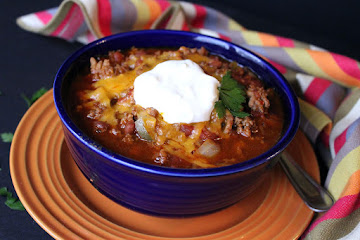 Super Bowl Chili  (anytime) Recipe