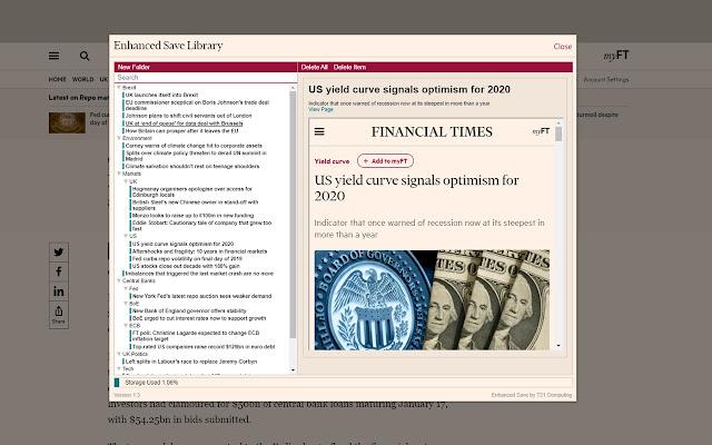 Enhanced Financial Times