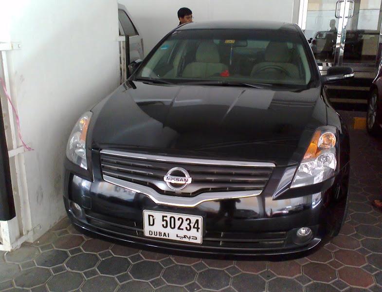 Photo: Dubai , Brothar car
