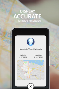 Smart Compass: GPS Coordinates – GPS Tracker Apk  Download For Android 2