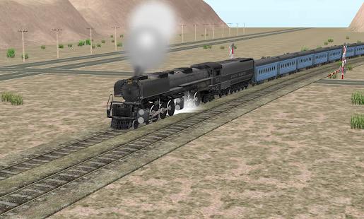 Train Sim- screenshot thumbnail
