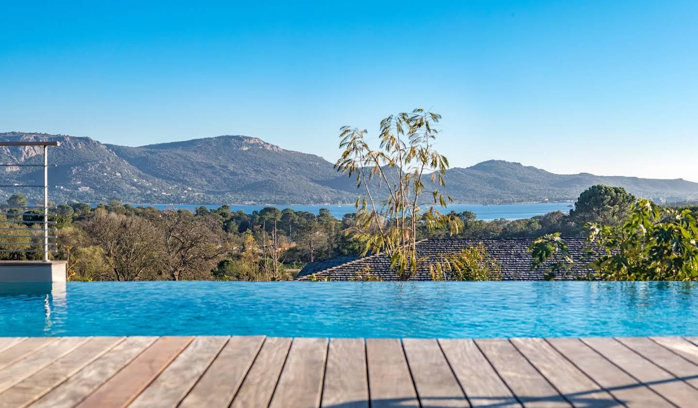 Villa with pool and garden Porto-Vecchio