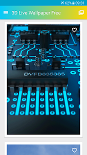 Živé Tapety 3D na Mobil Zdarma - náhled