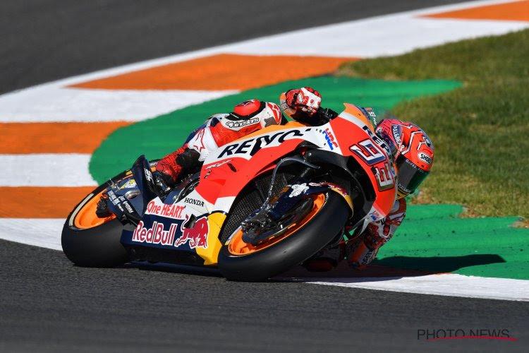 De huidige wereldkampioen in de motoGP komt dit seizoen niet meer in actie