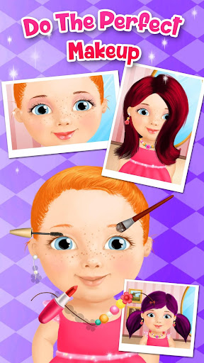 Sweet Baby Girl Beauty Salon 2.0.7 screenshots 5