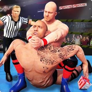 Wrestling Games - 2K18 Revolution : Fighting Games for PC