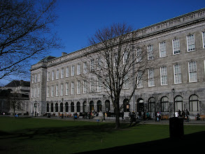 Photo: Old Library at Trinity College Dublin
