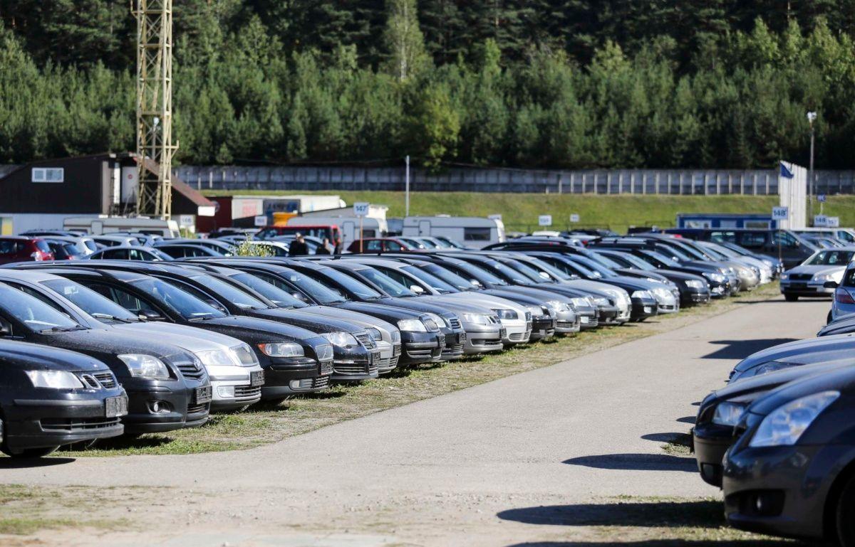 Растаможка авто в Литве