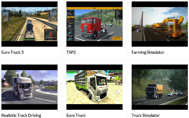 Truck Games   AppFront.PW