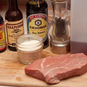 Alton Brown's Beef Jerky