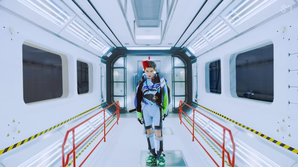 superm 100 taeyong mv