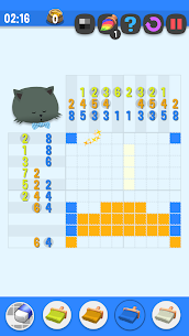 Hungry Cat Picross Purrfect Edition 1