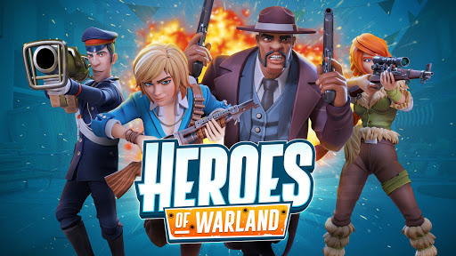 Heroes of Warland - PvP Shooter Arena - screenshot