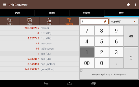 Unit Converter Pro screenshot 9