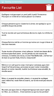 Citations Triste & Proverbes - náhled