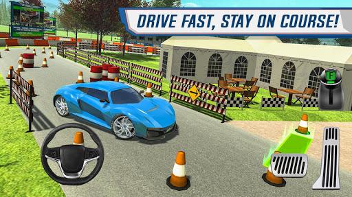 Parking Masters: Supercar Driver  screenshots 13
