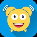 FunAlarm – Cute Alarm Clock with Games icon