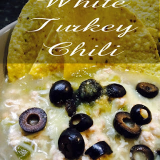 White Turkey Chili