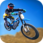 Mountain Bike Sim 3D Icon
