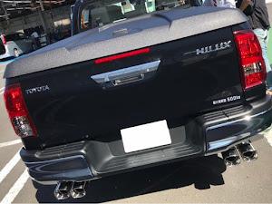 ハイラックス GUN125 のカスタム事例画像 Rkさんの2019年10月06日20:57の投稿