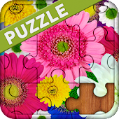 Flower Jigsaw Puzzle Free