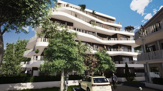 Vente appartement 2 pièces 41,61 m2