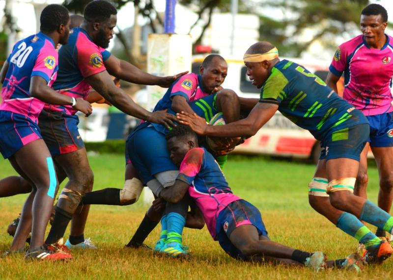Race for playoff intesifies in Kenya Cup