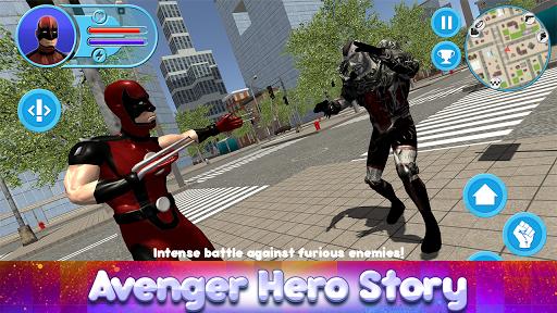 Avenger Hero Story  screenshots 10