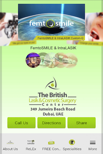 British Lasikcosmetic surgery