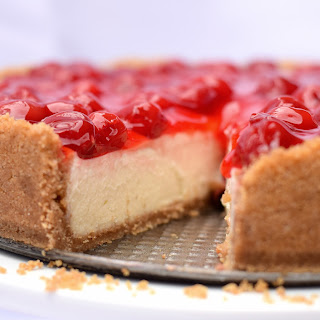 Cherry Cheesecake With Sour Cream Recipes