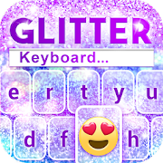 Glitter Emoji Keyboard Changer 1.6 Icon