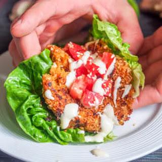 Vegan Thai Veggie Burgers {GF}