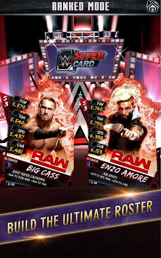 WWE SuperCard – Multiplayer Card Battle Game screenshot 12