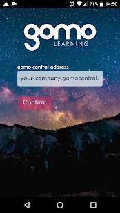 gomo central - náhled