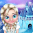 Ice Princess Doll House Games Icône