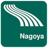 Nagoya Map offline