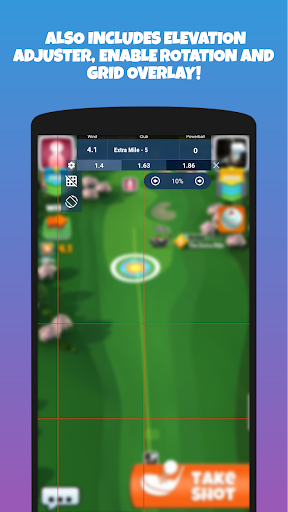 Screenshot for Caddie: Wind Guide/Calculator for Golf Clash in Hong Kong Play Store