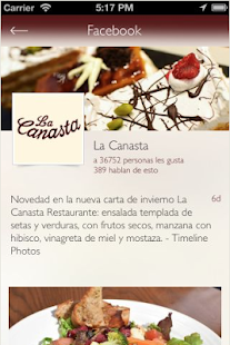 La Canasta- screenshot thumbnail