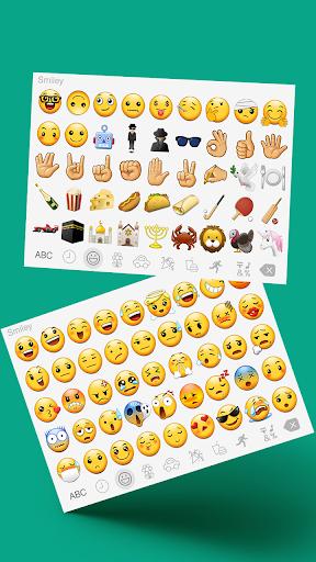 Color Emoji Keyboard 9 5.4 screenshots 3
