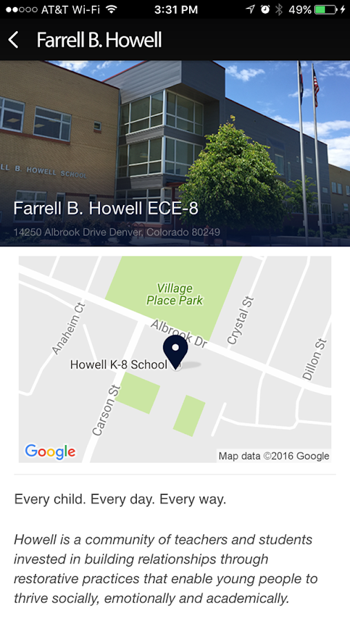 Farrell B. Howell ECE-8- screenshot
