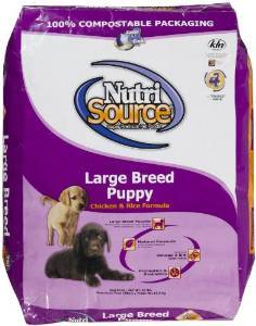 Tuffy's Pet Food Nutri Large Breed Chicken and Rice Puppy Food - 30lb