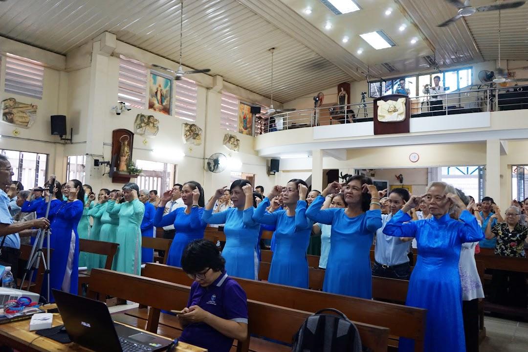 Hiệp Hội Thánh Mẫu Việt Nam : Mừng kính Đức Mẹ Vô Nhiễm Nguyên tội - Ảnh minh hoạ 6