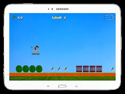 Baby Donkey Skateboarding screenshot 13