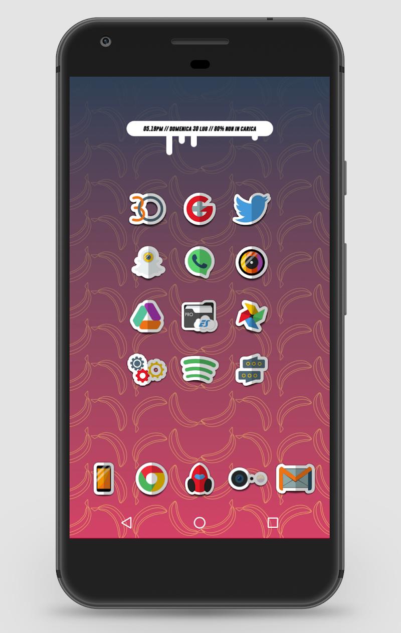 Vinilo IconPack Screenshot 6