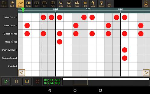 Audio Evolution Mobile Studio- screenshot thumbnail