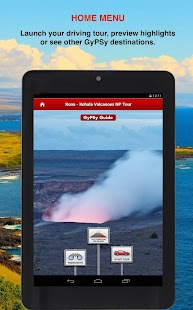 Big Island Volcanoes NP GyPSy- screenshot thumbnail