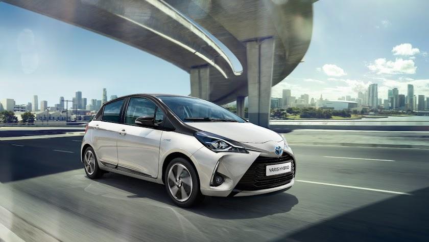 Ya en la Red Oficial de Concesionarios de Toyota España desde sólo 11.000 €