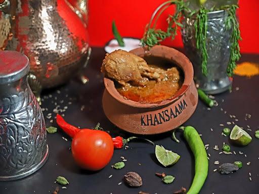 Khansaama Food menu 5