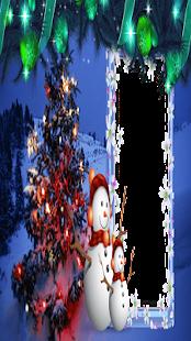 Christmas Santa And Me Wallpaper - náhled