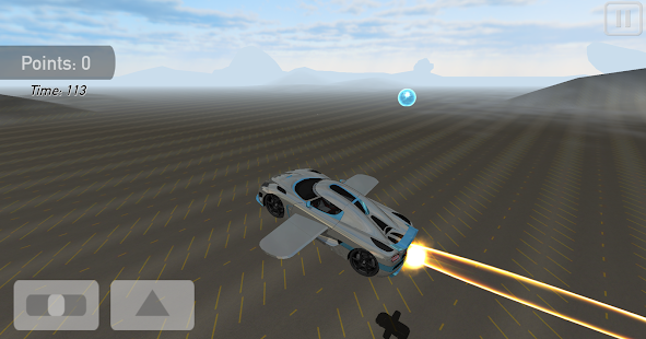 Air Car Ball- screenshot thumbnail